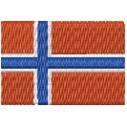 Flagge Norvegen mini