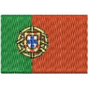 Flagge Portugal mini