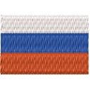 Flagge Russland mini
