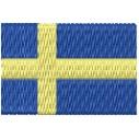 Flagge Schweden mini