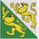 Flagge Thurgau midi