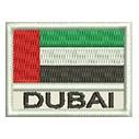 Flagge Dubai mini