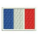 Flagge Frankreich mini