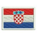 Flagge Kroatien mini