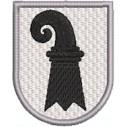 Wappen Basel Stadt grösse midi