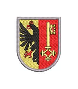Wappen Genf grösse midi