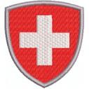 Wappen Schweiz format Schild grösse midi