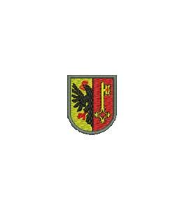 Wappen Genf grösse mini
