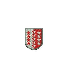 Wappen Wallis grösse mini