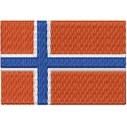 Flagge Norvegen midi