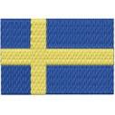 Flagge Schweden midi