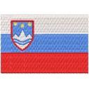 Flagge Slowenien midi