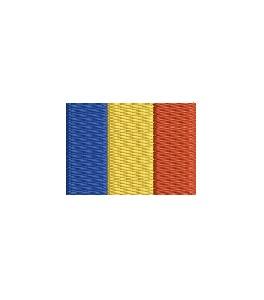Flagge Andorra mini