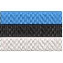Flagge Estland mini