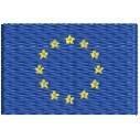 Flagge Europa mini