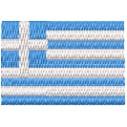 Flagge Griechenland mini