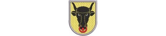 Aufnäher Wappen Schweizer Kantone grösse midi