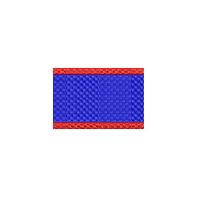 Aufnäher Flagge Belize midi