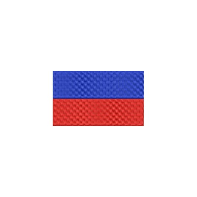 Aufnäher Flagge Haiti midi