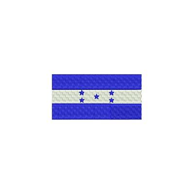 Aufnäher Flagge Honduras midi