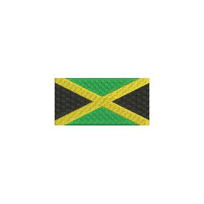 Aufnäher Flagge Jamaica midi