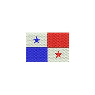 Aufnäher Flagge Panama midi