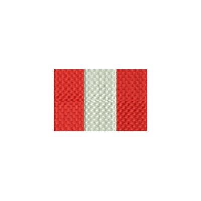 Aufnäher Flagge Peru midi