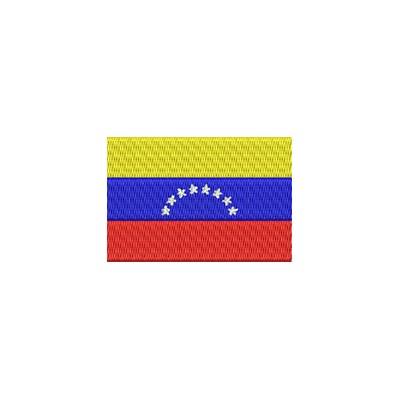 Aufnäher Flagge Venezuela midi