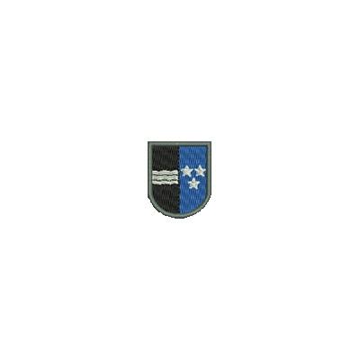 Aufnäher Wappen Aargau mini