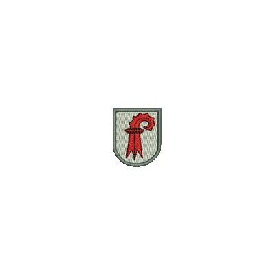 Aufnäher Wappen Basel Land mini