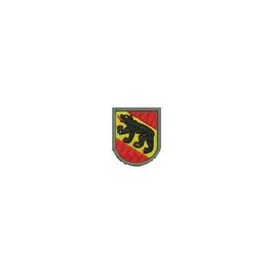 Aufnäher Wappen Bern mini