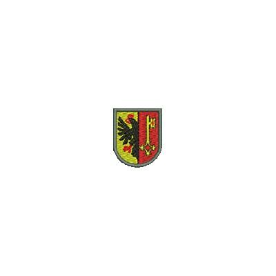 Aufnäher Wappen Genf mini