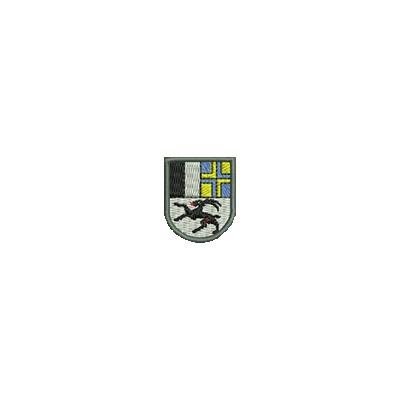 Aufnäher Wappen Graubünden mini