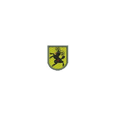 Aufnäher Wappen Schaffhausen mini