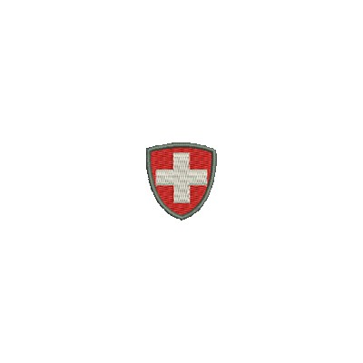 Aufnäher Wappen Schweiz mini