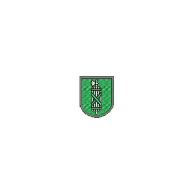 Aufnäher Wappen St. Gallen mini