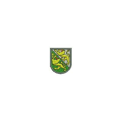 Aufnäher Wappen Thurgau mini