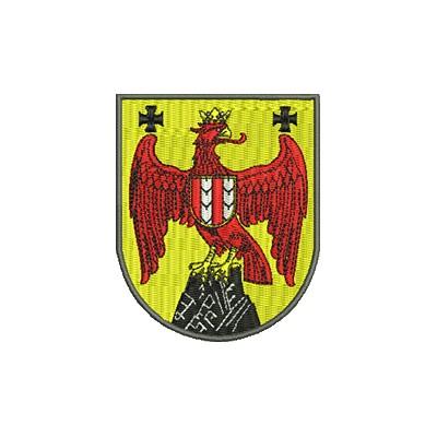 Aufnäher Wappen Burgenland midi