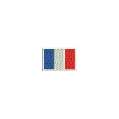 Aufnäher Flagge Frankreich mini
