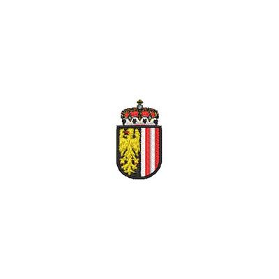 Aufnäher Wappen Oberösterreich mini