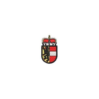 Aufnäher Wappen Salzburg mini