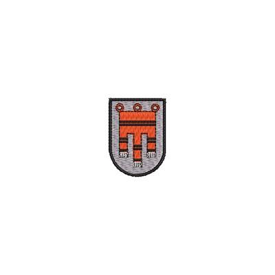 Aufnäher Wappen Voralberg mini
