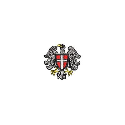 Aufnäher Wappen Wien mini