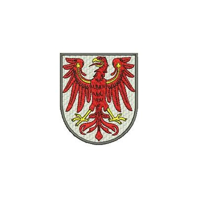 Aufnäher Wappen Brandenburg midi