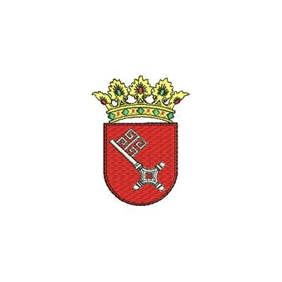 Aufnäher Wappen Bremen midi