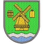 Aufnäher Wappen Alt Möllen midi