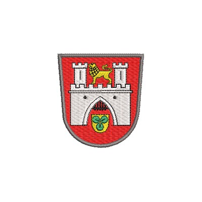 Aufnäher Wappen Hannover midi