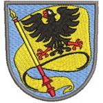 Aufnäher Wappen Ludwigsburg midi
