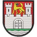 Aufnäher Wappen Wolfsburg midi