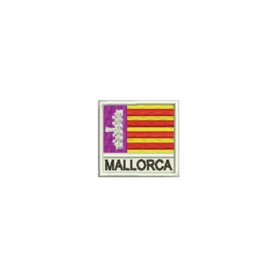 Aufnäher Flagge Mallorca mini
